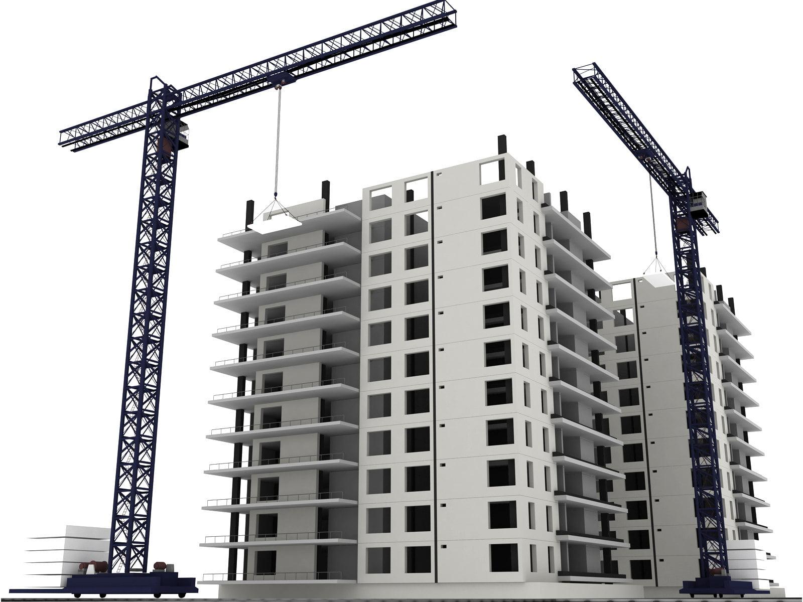Ahuja Concrete-ConstructionBuilding